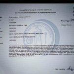 certificado cirugia plastica reparadora y esetica