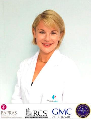 Cirujano Plastico Elena Prousskaia